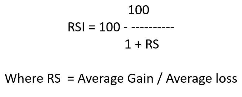 RSI Formula - Signal For All